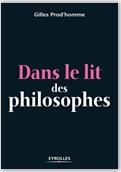 Librairie ISRI - Gilles Prod'Homme - Dans le lit des philosophes