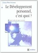 Librairie ISRI - Gilles Prod'Homme - Le Développement Personnel, c'est quoi