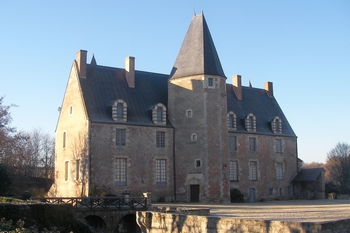 Equi-coaching ISRI-CORNUET - Château