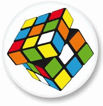 Changement personnel - Photo Rubiks cube